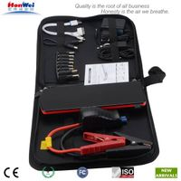 20,000mAh Capacity Portable Car Jump Starter with Smart Jump Cable