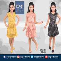 Girls Wear: Buy Girl Clothes fashion dress wholesale at best prices thumbnail image