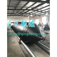 Customized ship launching marine airbags