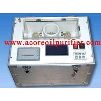 100KV Insulating Oil Dielectric Strength Tester