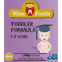 Wise Foods Toddler Formula