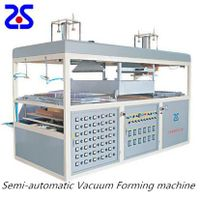 ZS-6191 Automatic Vacuum Forming Machine