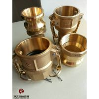 Brass camlock couplings all types made in China thumbnail image