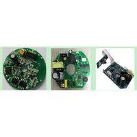 DC motor drive&control PCB