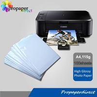 115g high glossy photo paper
