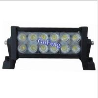 Vehicle Work Lights with a 110V / 220V Power Switcher