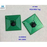 10X10mm ISO15693 Icodeslix Hf PCB Tag (HDT)