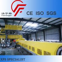 CO2-Parallel-Twin Screw XPS Foam Board Line, Extruded Polystyrene Machine