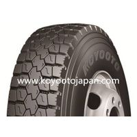 Radial truck tires all position wheel