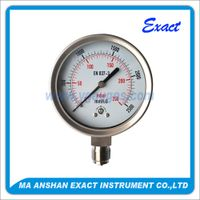 Normal Use Capsule Pressure Gauge