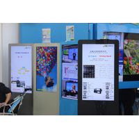 waterproof HD outdoor high brightness lcd digital signage
