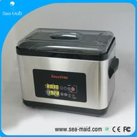sea-maid Sous Vide Water Bath Cooker sous vide immersion circulator machine