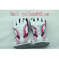 zipper ski glove spoder brugi glove
