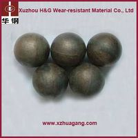 Dia20-150mm casting ball for ball mill grinding