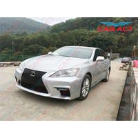 06-12 Lexus ES240 350 Tune into Esprit Updated New Model Bodykits