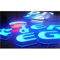 Exterior 3D LED Resin luminous characters/signs/logo