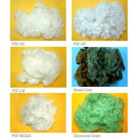 Polyester Fiber, Synthetic Fiber, Recycled Fiber