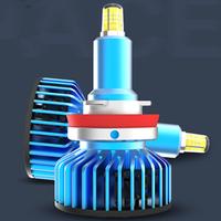 Mi9 Super Shining Mini 360° LED Headlight Bulbs 9005 9006 h1 h4 h7