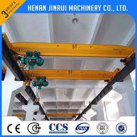 Single beam eot cranes 5 ton overhead crane thumbnail image