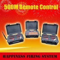 500M remote Control firing system+ 48 cues remote fireworks system+ happiness fireworks firing syste