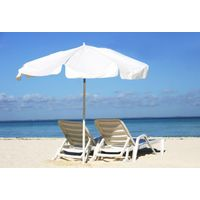 Feng Yushun factory customized beach umbrella