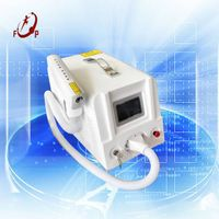 Super Frame Structure Exported  Black Carbon Head Laser Tattoo Removal Machine thumbnail image
