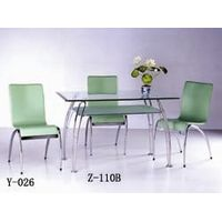 table Z-110B, chair Y-026