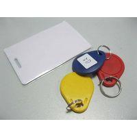 125 Khz ID Card / RFID Keyfob / TK4100 Card thumbnail image