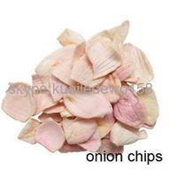 Low Temperature Vaccum Fried Onion Snack