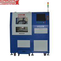 500W CNC Metal Stainless Steel Iron Tube & Pipe Fiber Laser Cutting Machine thumbnail image