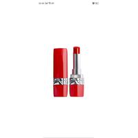 Dior red tube lipstick #999 Retro Red 3.2g