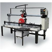 CNC control stone cutting machine for tile and ceramic