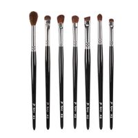 7 PIECES HORSE HAIR EYE SHADOW/LINER/ BROW SETS