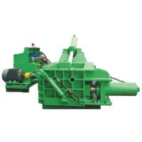 HB-150T Automatic Hydraulic Drive Horizontal Metal Press Baling Machine thumbnail image