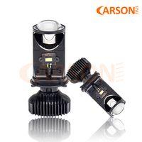 Y2 Mini Lens Canbus High Power H4 Hi Lo Carson Car LED Headlights