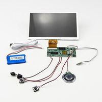 4.3 inch LCD Video Player Module with Blank Card VCM-043 thumbnail image
