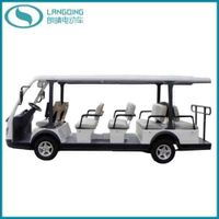 CE Electric Car Sightseeing Passenger Bus 14 Seats (LQY145B)