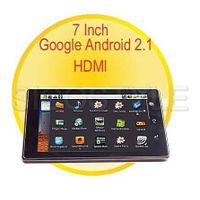 7 inch Touch Display Tablet PC Android System