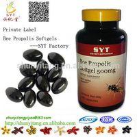 bee propolis soft capsule OEM
