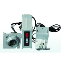 direct -drive interlock and overlock machine series