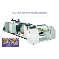PLA Sheet Extrusion Machine