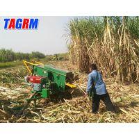 New design 6BCT-5 sgarcane leaf peeler, sugarcane leaf removing, sugarcane peeling machine thumbnail image