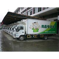 refrigeration truck body