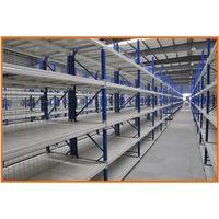 Medium Duty Shelf-Long Span with step beam