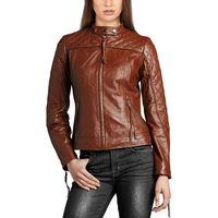 the latest design PU leather jacket