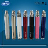 Trustworthy ego c twist ego battery with USB charger e cigarette thumbnail image