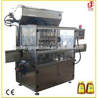 Hot sale automatic soybean paste filling machine thumbnail image