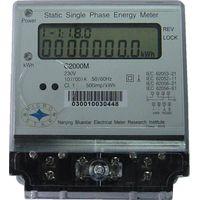 Kema Certified Static Single Phase Meter C2000 thumbnail image