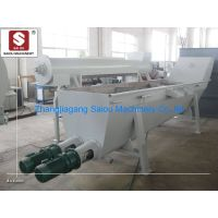 waste plastic recycling machine for PET bottle