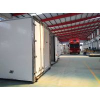 Best price refrigerated truck body for sale